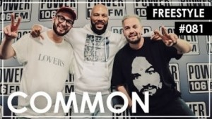 Common - Let Love Freestyle